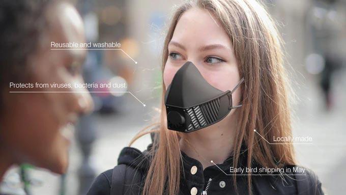 LMP S2 Mask