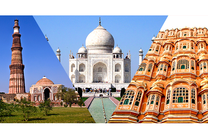 You are currently viewing GOLDEN TRIANGLE TOUR