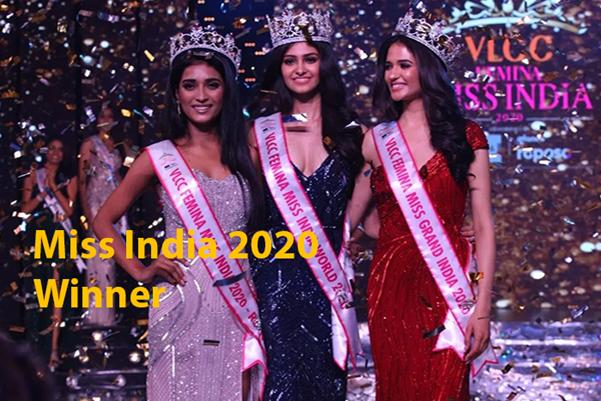 You are currently viewing Miss India 2020 Winner Manasa Varanasi