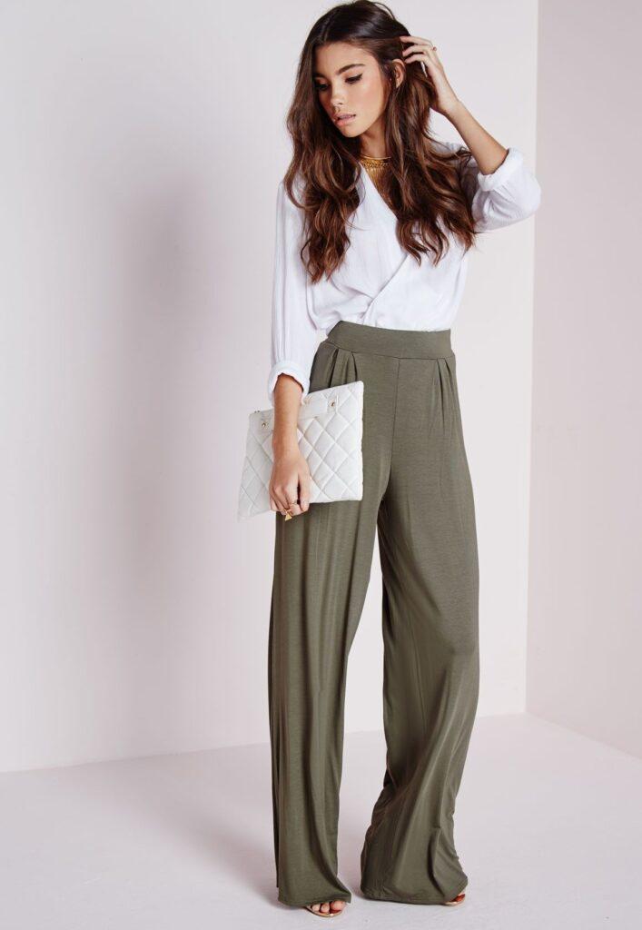 Leg pant or trouser