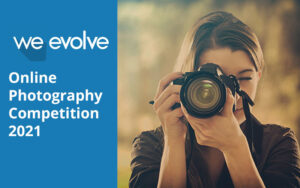 Read more about the article We Evolve Online Photography Competition 2021