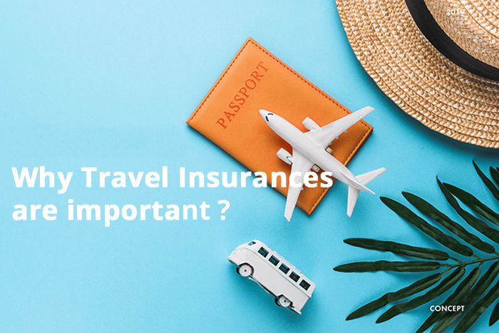 You are currently viewing Why travel insurances are important