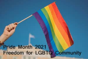 Read more about the article Pride Month 2021 Freedom for LGBTQ+ Community