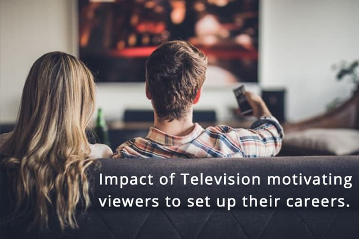 You are currently viewing Impact of Television motivating viewers to set up their careers