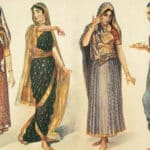 Evolution of Saree how it changed from ancient to modern