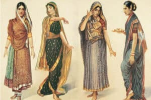 Read more about the article Evolution of Saree how it changed from ancient to modern