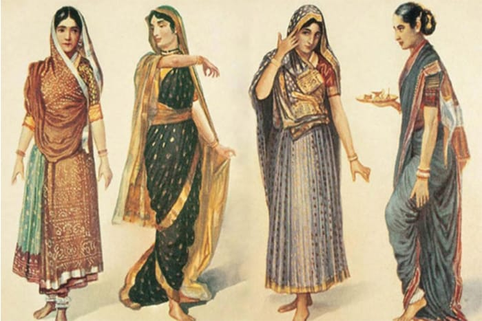 You are currently viewing Evolution of Saree how it changed from ancient to modern