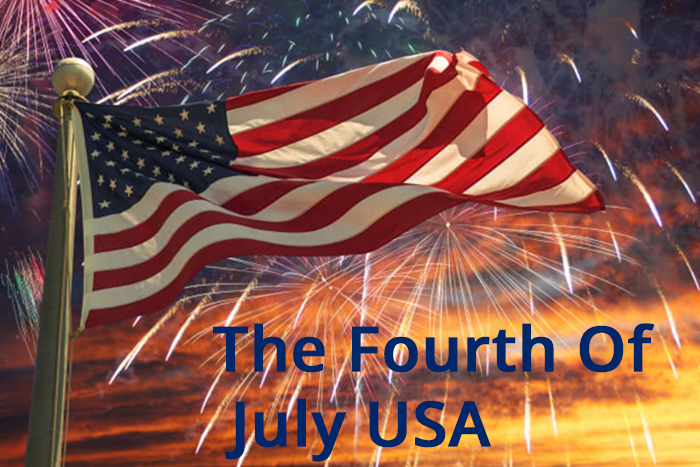 You are currently viewing The Fourth of July USA